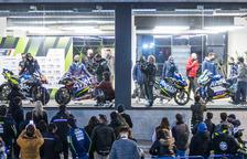 La primera presentació de MotoGP, a Andorra