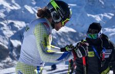 Matías Vargas guanya el supergegant FIS d'Andorra