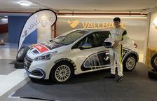 Àlex Español disputarà el Volant RACC