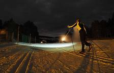 Naturlandia recupera la cursa nocturna de relleus
