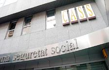 La CASS abona 50 milions en baixes el 2020