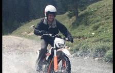 Sortides amb la moto de 'freeride' en família