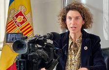 La ministra d'Afers Exteriors, Maria Ubach, positiu de Covid