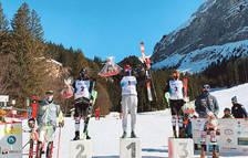 Cinquè lloc i millora de punts FISper a Bartomeu Gabriel