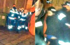 El jove acusat d'agredir un urbà queda en llibertat