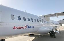Andorra Airlines i els esquiadors forans, als set tuits