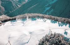 Dos esquiadors de muntanya resulten ferits lleument a Pal en topar amb un cable d'acer
