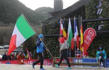 Tret de sortida del Mundial Comapedrosa Andorra amb homenatge a Esteve