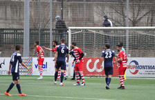 Juanma decideix el derbi colomenc (1-0)