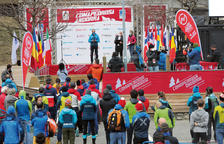 La prova d'esprint estrena el Mundial Andorra Compapedrosa