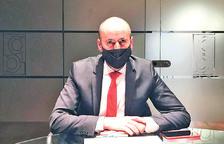El president de l'APBI,Artur Homs.