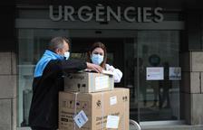 El personal del SAAS rebrà demà la vacuna d'Oxford