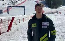 Xavi Cornella, 31è al Campionat del Món júnior de Bulgària