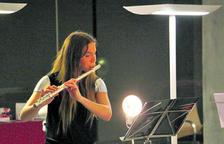 Entre la flauta i el laboratori