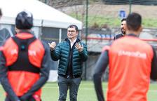"""Pruna arriba a l'FC Andorra perquè """"és un projecte de futur amb coses per fer"""""""
