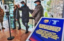Laporta guanya a Andorra amb el 59,5 per cent dels vots