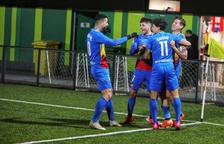 Nova final per a l'FC Andorra a domicili contra el Badalona