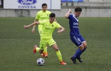 L'FC Andorra s'estavella a Badalona (1-0)