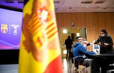 Laporta arrasa i també guanya a Andorra
