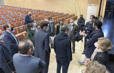 Reticències d'Espanya a l'aforament de la Cimera