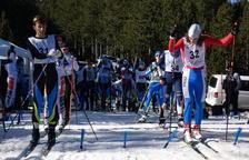Una setantena de participants prenen part de la Festa del Nòrdic