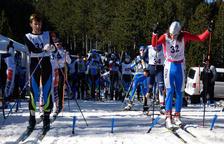 Betriu, Alonso i Borrell s'imposen a la 31a edició de la Festa del Nòrdic