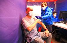 Salut deixa d'administrar vacunes d'AstraZeneca