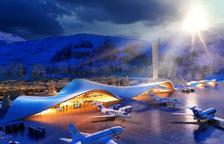 La Cambra estima que l'aeroport rebrà mig milió de viatgers l'any