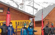 Triomf d'Areny i Albós a la Cursa Bassiero