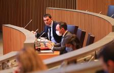 El Consell valida, sense el suport de l'oposició, la nova modificació de la tercera llei òmnibus