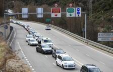Els catalans que pernoctin a l'Alt Urgell no podran visitar Andorra