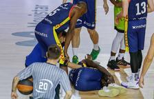 El MoraBanc perd a Dimè, Gielo i Pérez per unes setmanes