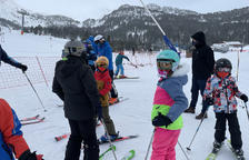 L'Escola de Neu d'Encamp acull més de 140 infants