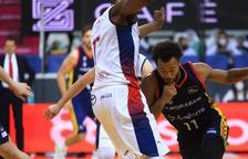 El MoraBanc Andorra supera el BAXI Manresa a la pròrroga (92-86)