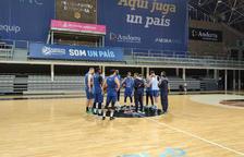 El MoraBanc Andorra visita l'Estudiantes en quadre