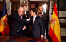 La reforma fiscal espanyola no pot contradir el CDI amb Andorra