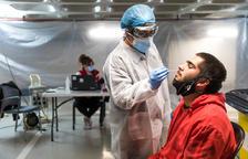 Creix la pressió a l'hospital amb vint persones a planta i vuit a l'UCI