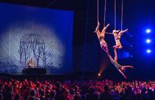 El Cirque du Solei i la vacunació, als set tuits