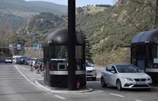 La Generalitat no podrà limitar la circulació amb Andorra