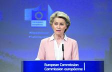 La UE encara no ha vacunat el 80% dels majors de 80 anys