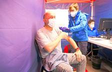 El Govern va gastar 23 milions per a vacunes i tests