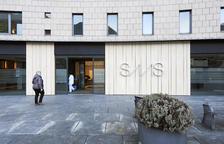 El nombre d'ingressats per Covid a l'hospital s'eleva fins a 40