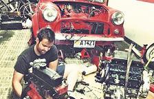 Restauració i reparació de vehicles clàssics