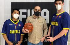 Rússia, Ucraïna i Armènia, rivals de la selecció nacional al FIBA Esports Open III d'e-Sports