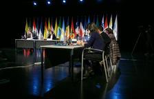 Durant els anys que Andorra ha ostentat la Secretaria Pro Tempore s'han dut a terme dotze trobades ministerials