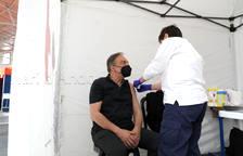 El Raonador del Ciutadà es vacuna amb AstraZeneca