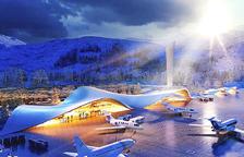 Camp critica el projecte per fer l'aeroport a Grau Roig