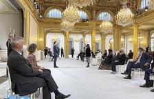 Govern ultima la presència de Macron a la Cimera
