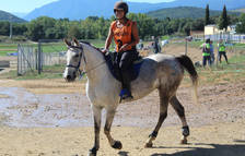 """""""Amb el temps, el cavall i tu esdeveniu un centaure"""""""
