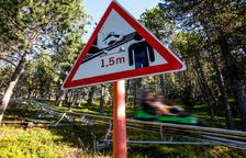 El TS condemna Naturlandia per un accident al Tobotronc